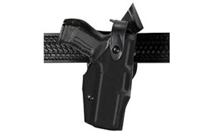 Safariland 6360832131 6360 Duty Holster Level 2 Holster Right Hand STX Tactical For Glock 17, 22 with Streamlight M3 For Glock 17, 22, 19, 23
