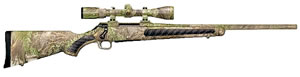 Thompson Center Venture Predator Rifle 5432, 308 Win, 22 in, Bolt Action, Synthetic Stock, Realtree Max-1 Finish, 3+1 Rds W/Scope