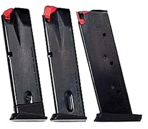 Taurus 524709G217 Magazine, Taurus 24/7, 9mm, 17 Rd, Black