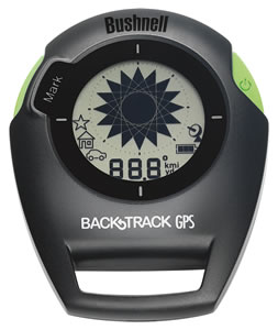 Bushnell 360401 BackTrack G2 GPS Black/Green