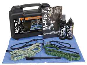 Hoppes 0701510 M-Pro 7 Tactical Cleaning AR Rifle