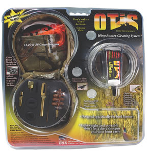 OTIS FG410WS, WingShooter Cleaning System Kit, Universal