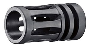 Walther Rimfire Flash Hider 576100, Walther/Colt M4 Carbine, Metal, Black