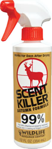 Wildlife Research Scent Killer Autum Formula 12 Ounce 572
