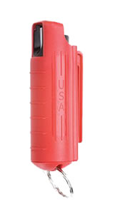 Mace Security Keycase Pepper Dye Red 80390