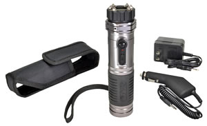 PSP ZAPL Stun Gun/Flashlight