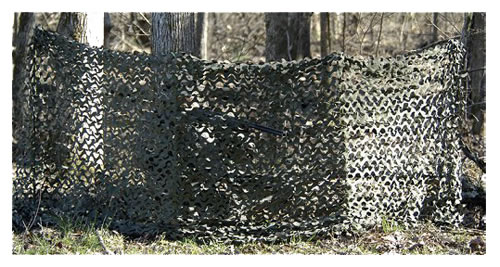 Camo Unlimited Quick Set Ground Blind GB01