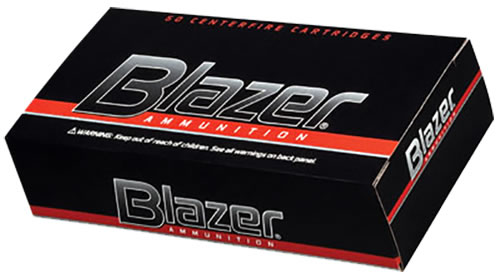 CCI Blazer Handgun Centerfire  Ammunition 3514, 38 Special + P, Jacketed Hollow Point, 125 GR, 945 fps, 50 Rd/bx