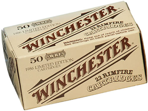 Winchester Super X Rimfire Ammunition 22WRF, 22 Winchester Rimfire, Lead Flat Nose, 45 GR, 1300 fps, 50 Rd/bx