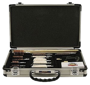DAC UGC76C  27 Piece Universal Gun Cleaning Kit W/Aluminum Case
