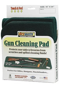 Drymate GPG1654  All Purpose Gun Cleaning Pads 16x54