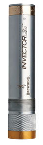 Browning 1133293 Double Seal Invector Extended Choke Tube, 12 GA, Skeet, Browning Invector DS Extended, Silver W/Gold Band