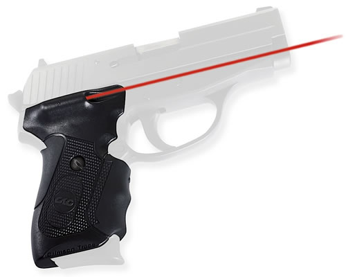 Crimson Trace LG439 Lasergrip For Sig Sauer P239 Front Activation