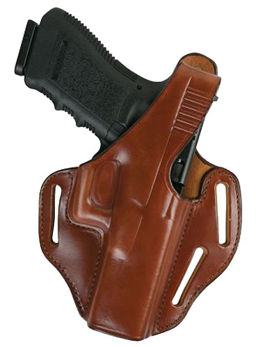 Bianchi  Model 77 Piranha Holster, Model 24096, Tan, Fits Govt. .45ACP