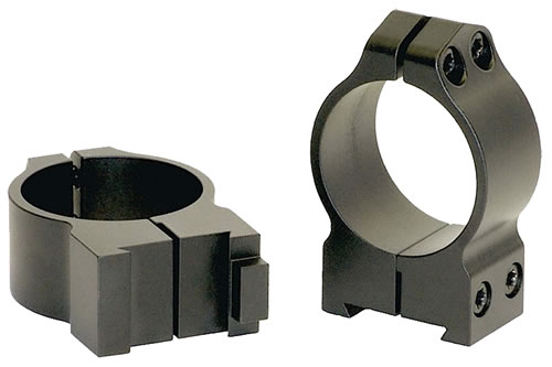 Warne 15BM, CZ, Maxima Fixed Mount, Dovetail, High Height, 30mm Diameter, Steel, Black Finish, 2 Piece