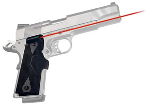 Crimson Trace LG401 Lasergrip For 1911 Government/Commander