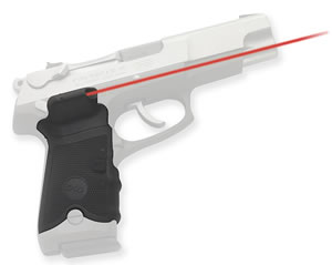 Crimson Trace LG389 Lasergrip For Ruger P Series, fits p-85, 89, 90, 91, 93, 94, and 944