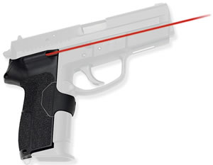 Crimson Trace LG438 Lasergrip For Sig Pro Front Activation