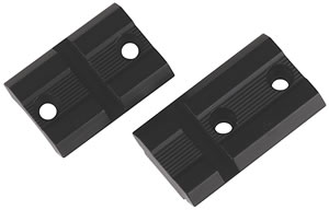 Weaver 48473 Matte Top Base Pair For Mossberg 500