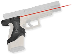 Crimson Trace LG446  Polymer Lasergrip For Springfield XD
