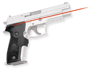 Crimson Trace LG426 Rubber Lasergrip for Sig P226 Front Activation