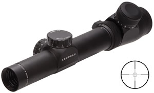 Leupold Mark 4 MRT M2 Rifle Scope 67905, 1.5-5x, 20mm Obj, 30mm Tube Dia, Matte Black, Illuminated Special Purpose Reticle, w/$25 Coupon For Future Order