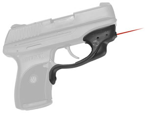 Crimson Trace LG412 Poly Laserguard for Ruger LC9