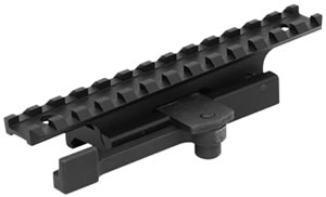 NCStar MARFQ AR-15 3/4 in Riser With Quick Release Mount