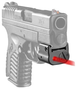 Laserlyte CMMK4 Center Mass CM-MK4 Red Laser, Picatinny