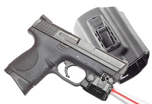 Viridian C5L Red Laser w/Holster C5LRPACKC2, 100 Lumes, M&P 9/40