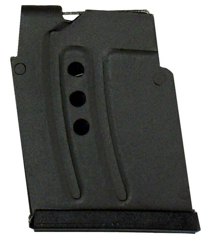 CZ 13006 5 Round 17 Remington Model 527 Magazine w/ Steel Finish