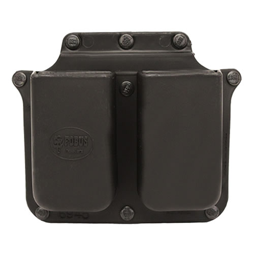 Fobus Double Magazine Belt Pouch 6945BH, For Glock 45ACP/10mm & Para