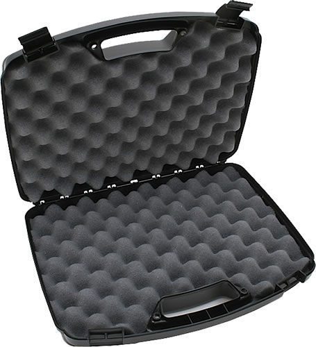 MTM Black Two Pistol Handgun Case 80940