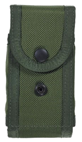 Bianchi Military Mag Pouch, Olive Drab, Model 14760, For Astra; BER; BRNG; H&K; Llama; ParaOrd; Ruger; S&W; Sig; Star; Taurus