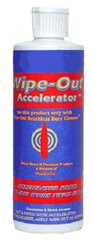 Sharp Shoot WAC800  Wipeout Accelerator Bore Cleaner 8 Oz Bottle