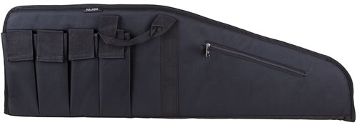 Bulldog Cases Black Extreme Tactical Rifle Case BD421, 40 in