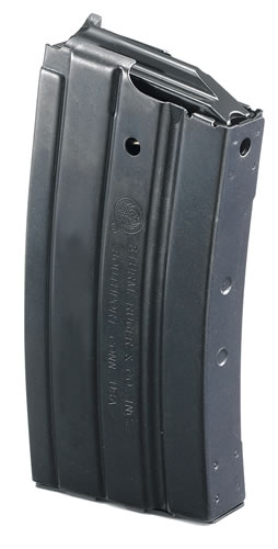 Ruger 90010 20 Round Blue Magazine For Mini-14 223 Remington