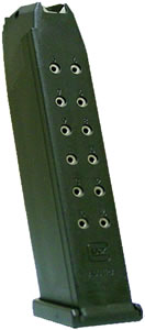 Glock MF20015 10MM 15 Round Blue Magazine For Glock 20 in Blister Pkg