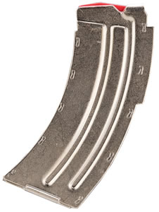 Savage 90008 10 Round Stainless Magazine For MKII 22 Long Rifle