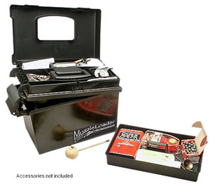 MTM ML140 Muzzleloader Dry Box w/Full Size Tray