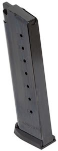 Mec-Gar CG4508BPF 8 Round Blue Magazine For Colt Government 45 ACP