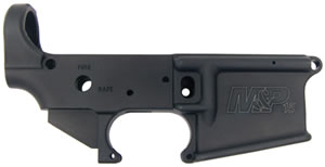 Smith & Wesson 812000 Stripped Lower Receiver For MP15