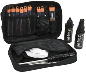 Hoppes 0701556 Tactical Soft Sided Cleaning Kit