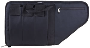 Bulldog  BD423 25 in Black Tactical Rifle Case