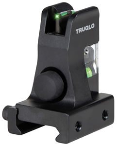TruGlo Fiber Optic AR15 Style Front Gas Block Sight TG115