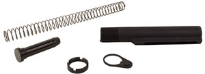 Advanced Technology A5101050 AR15 Aluminum Civilian Buffer Tube Package