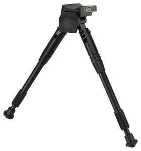 Caldwell 457-855 Prone Bipod Adjusts From 8.25-12
