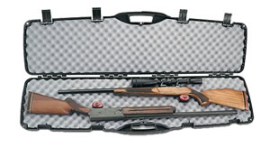 Plano Double Rifle/Shotgun Case 150201, 51.5 in