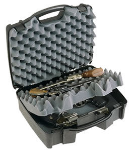 Plano Four Pistol Case w/Thick Wall Construction 140402