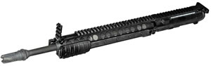 Advanced Armament 101716 300 Blkout AR Upper Assembly, 16 in